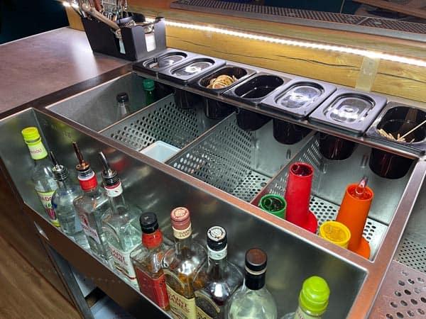 station cocktail