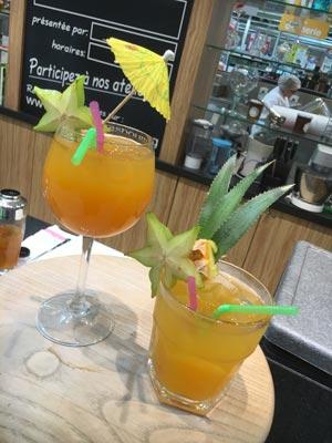 pâques cocktails