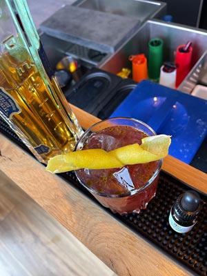 cocktail CBD